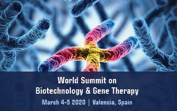World Summit on Biotechnology & Gene Theraphy -2020